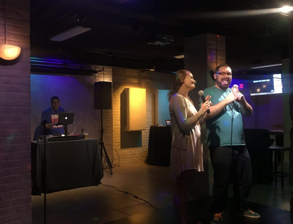 Karaoke at The Hipp: April's #CreateInPlace