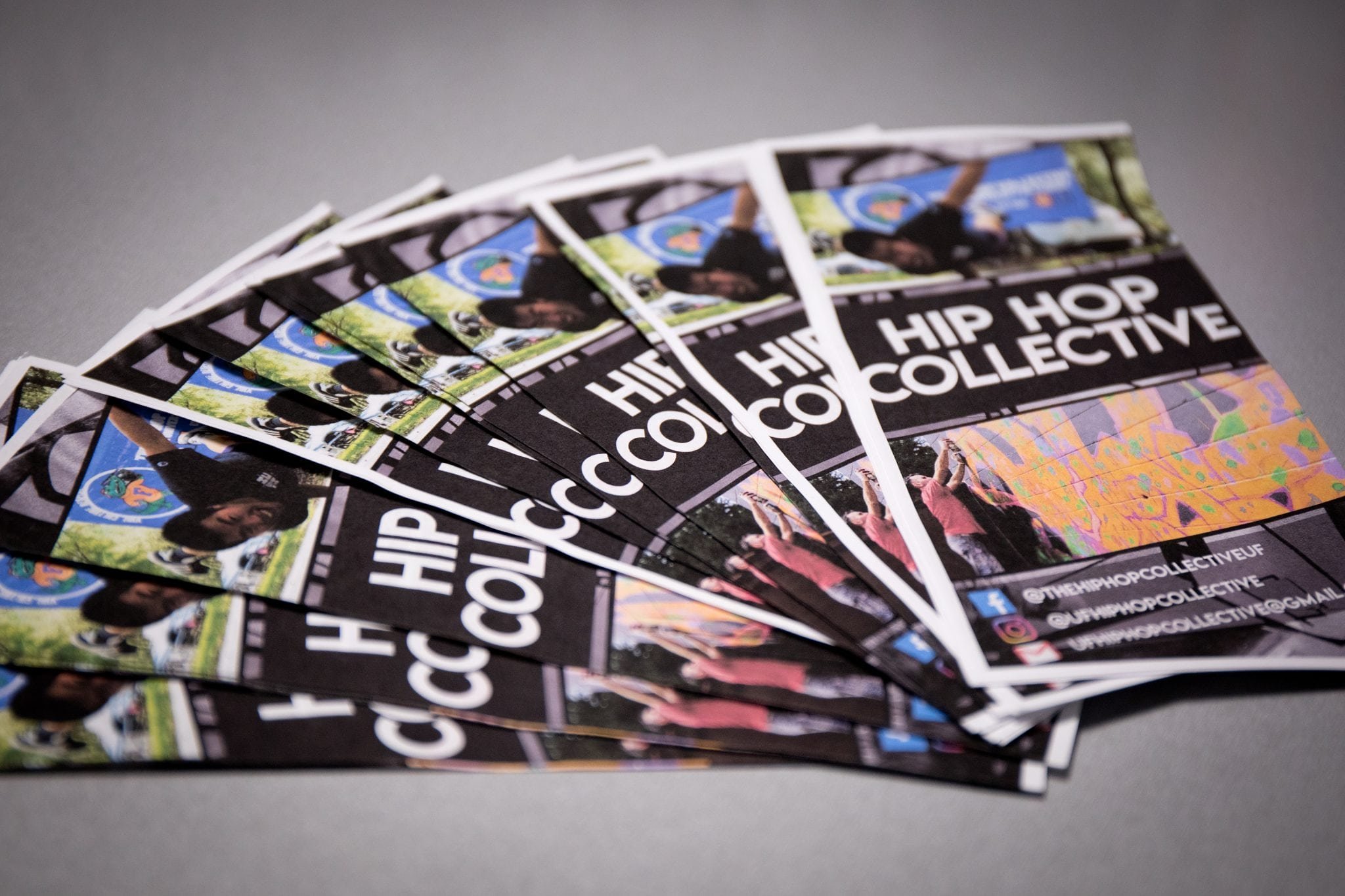 Hip Hop Collective at UF: September's #CreateInPlace
