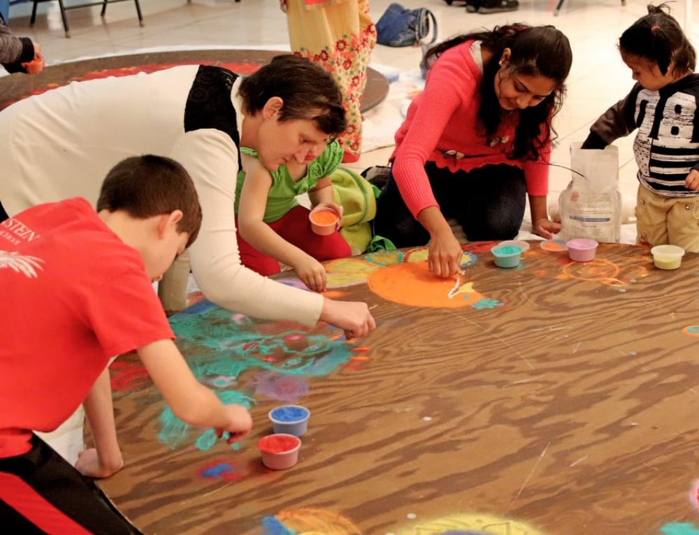 Create at the Harn: December's #CreateInPlace